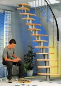 Scale da interni scale retrattili scale fisse posa in opera scale per interni interior - Scale a botola da soffitto ...