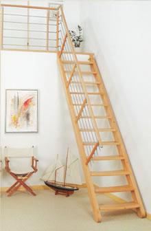 Scale a chiocciola scale da interni scale retrattili scale fisse scale modulari scale su - Scale a chiocciola salvaspazio ...
